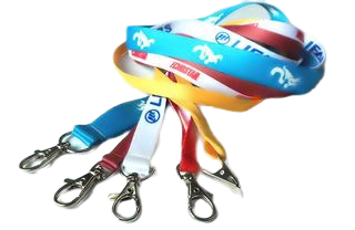 Шнурки з логотипом