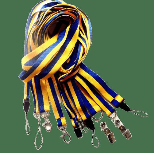 Шнурки прапор України